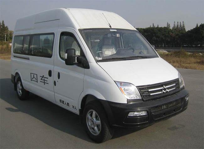 SH5041XQCA4D5囚车