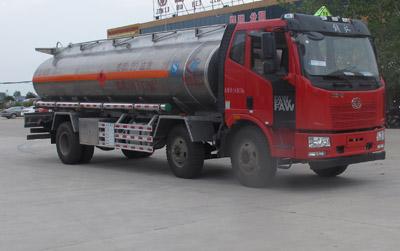 铝合金运油车(CLW5251GYYLC4型铝合金运油车)