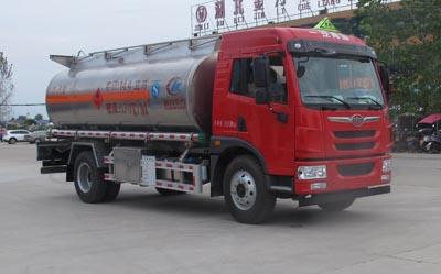 铝合金运油车(CLW5160GYYLC4型铝合金运油车)