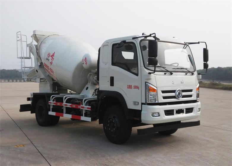 DFZ5160GJBSZ4D3混凝土搅拌运输车