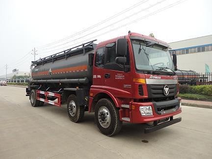 DTA5250GFWBJ腐蝕性物品罐式運輸車