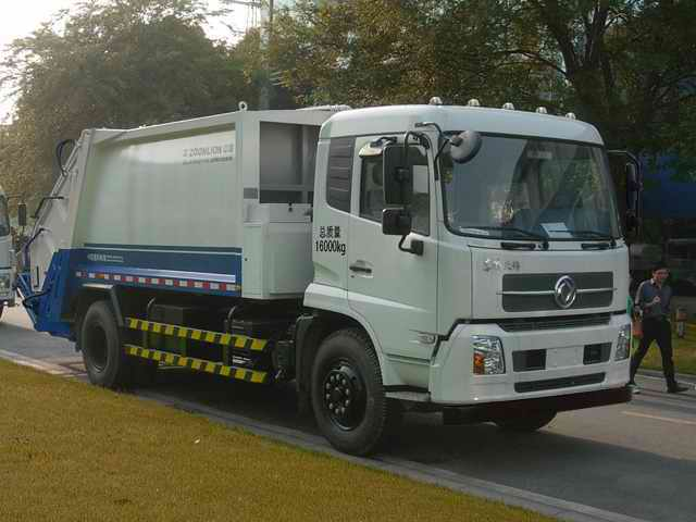 ZLJ5160ZYSE4压缩式垃圾车