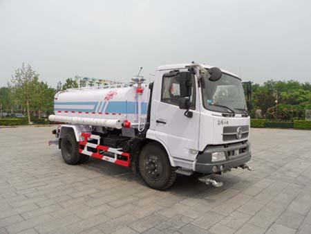 北京市清洁机械厂BQJ5120GSSDS型东风天锦洒水车