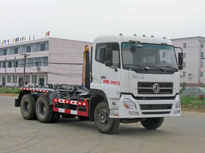 CLW5250ZXXD4型车厢可卸式垃圾车