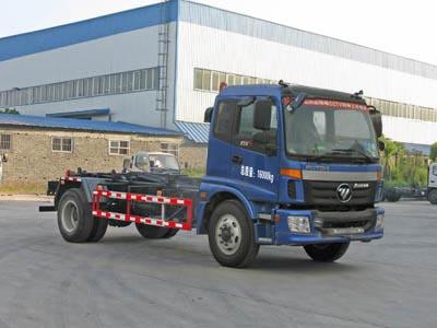 CLW5160ZXXB4型车厢可卸式垃圾车