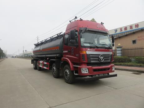 DTA5310GFWB4腐蝕性物品罐式運輸車