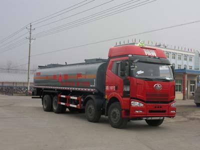 CLW5312GRYC4型易燃液体罐式运输车