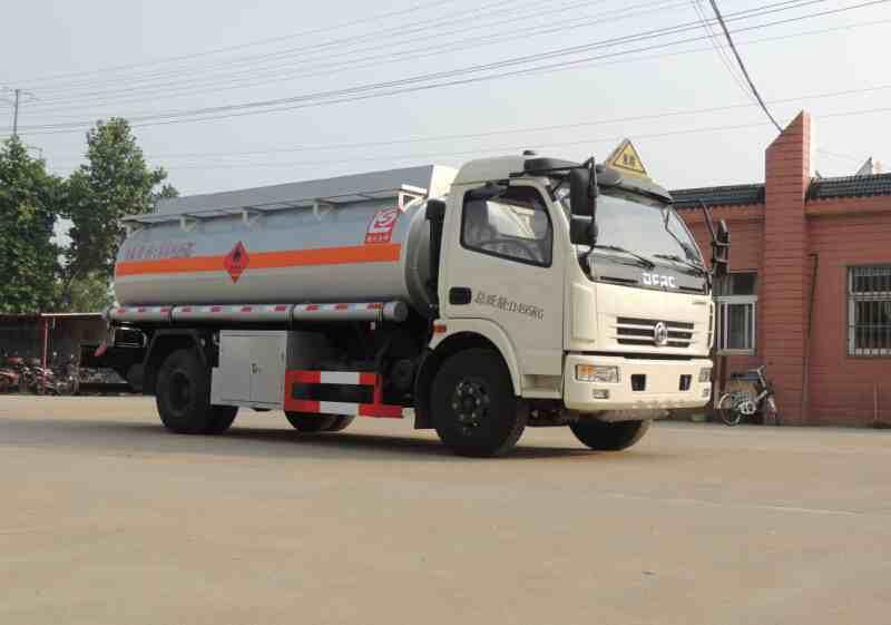 SLS5110GJYE4型加油車