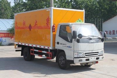 CLW5060XQYJ4型爆破器材运输车