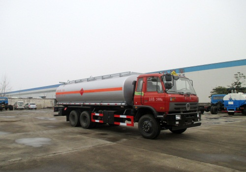 大力油罐车图片