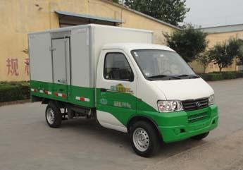 纯电动厢式运输车 更多>>山东吉海新能源汽车纯电动厢式运输车系列