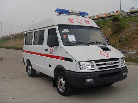 NJ5049XJH51救护车