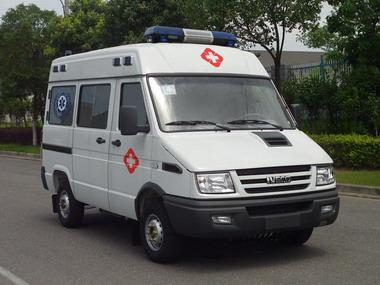 NJK5041XJH5救護車