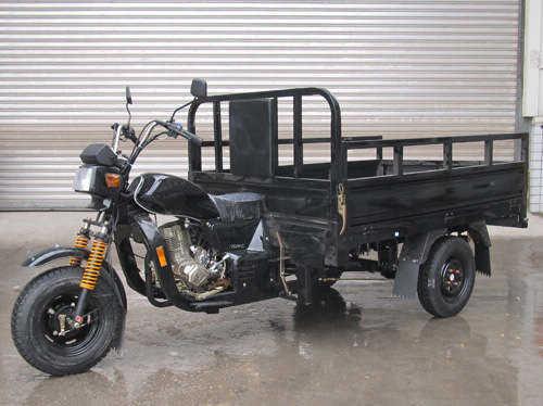 华晖正三轮摩托车