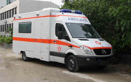 北地卫生医疗特种车图片