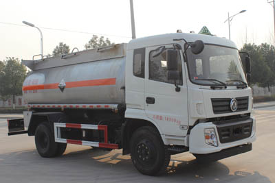 SCS5161GFWE型腐蚀性物品罐式运输车