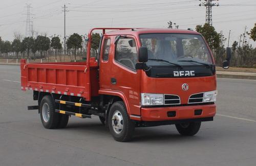 EQ3080L3GDF型自卸汽车