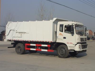 CLW5160ZDJT5压缩式对接垃圾车