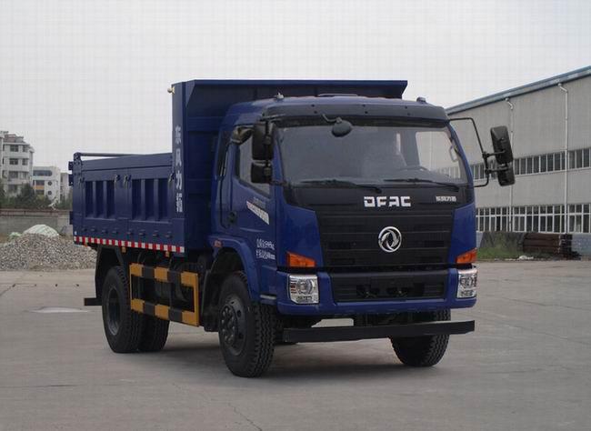EQ3162G4AC型自卸汽车