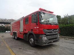 金盛盾牌泡沫消防车(JDX5320GXFPM160/B)发展趋势分析