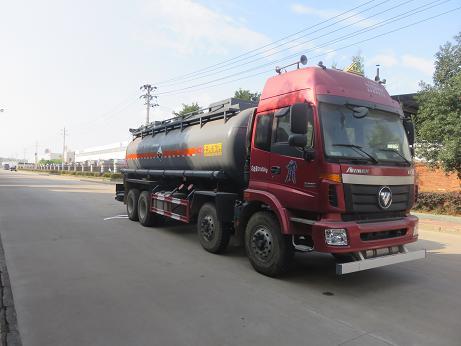 DTA5310GFWBJ腐蝕性物品罐式運輸車