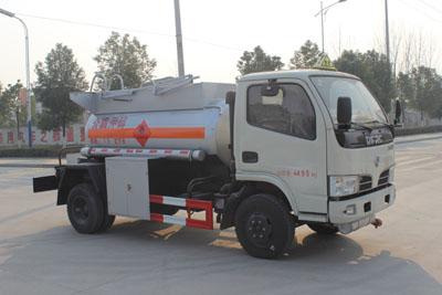 SCS5040GRYD型易燃液体罐式运输车