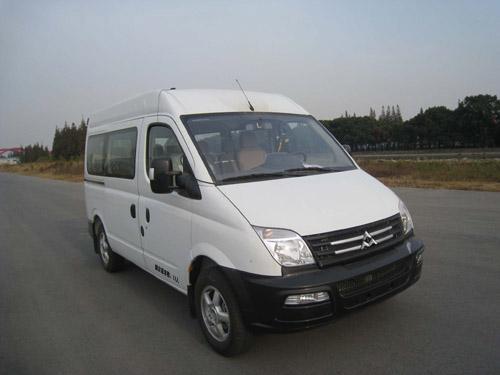 SH5040XQCA4D5囚车