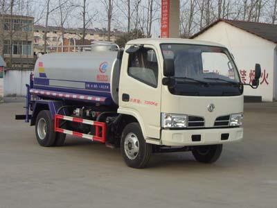 CLW5071GSST5型洒水车