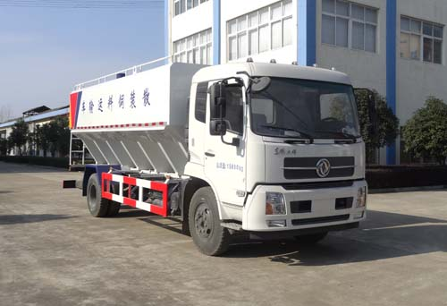HYS5161ZSLD5散装饲料运输车