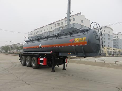 DTA9406GFWB腐蝕性物品罐式運輸半掛車