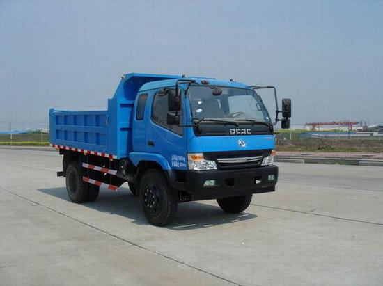 EQ3041GDAC型自卸汽车