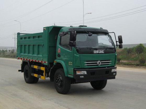 EQ3044TAC型自卸汽车