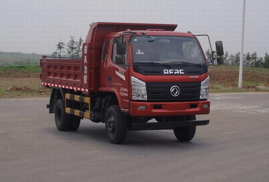 EQ3104G4AC型自卸汽车