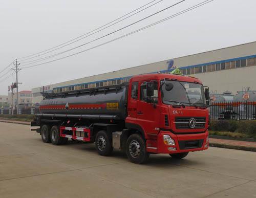 DTA5310GFWD9腐蝕性物品罐式運輸車