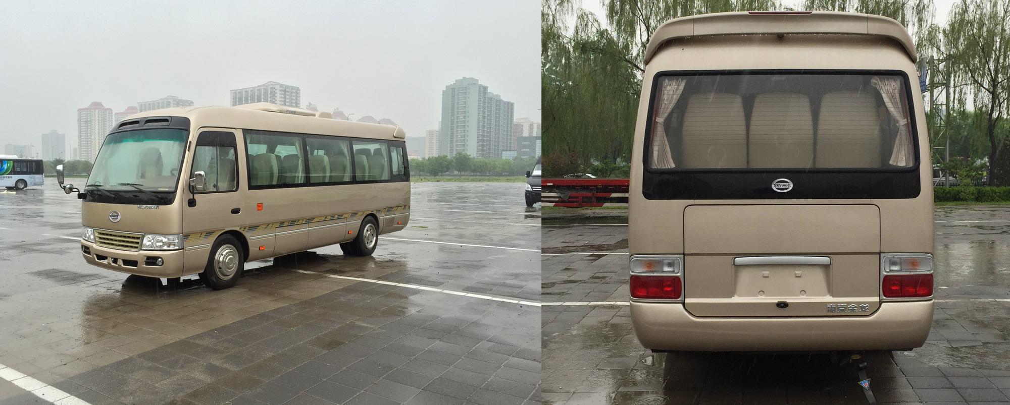 更多>>南京金龙客车纯电动客车系列产品