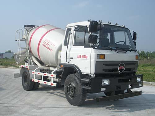 HQG5145GJBGD5混凝土搅拌运输车