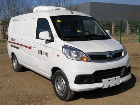 全国最便宜的福田迦途V5面包冷藏车