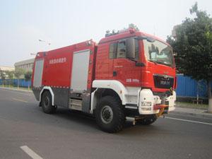 中卓时代机场消防车图片