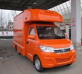 纯电动售货车(CLW5031XSHBEV型纯电动售货车)