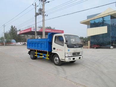 CLW5070XTY4型密闭式桶装垃圾车