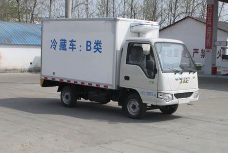 CLW5031XLCJ5型冷藏车