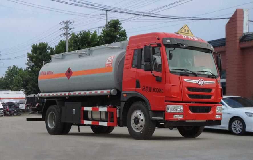 SLS5160GJYC5V型加油車