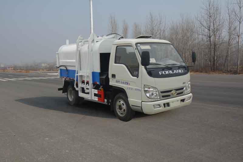 JHW5040ZDJB5壓縮式對接垃圾車