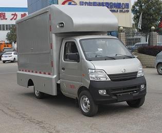 CLW5020XSHS5型售货车