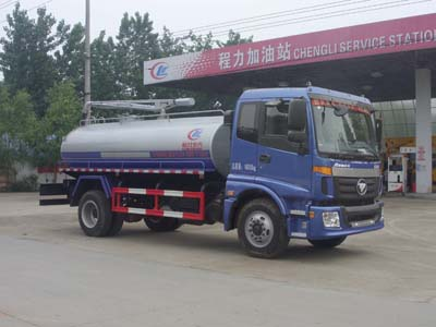 CLW5160GXEB5吸粪车