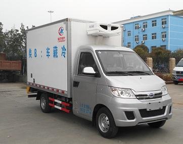 CLW5020XLCQ5型冷藏车
