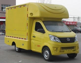 CLW5021XSHS5型售货车