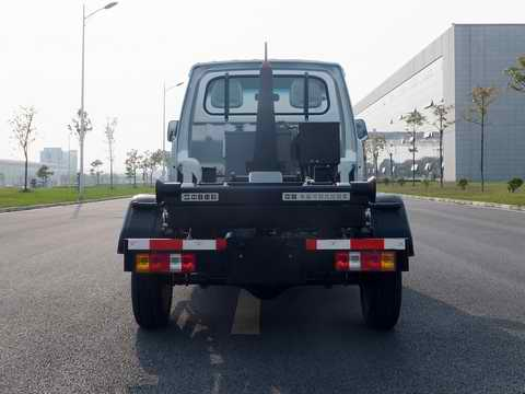 ZLJ5020ZXXDFE5型车厢可卸式垃圾车