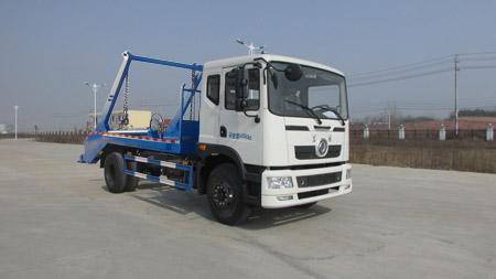 摆臂式垃圾车(CSC5160ZBSEX5型摆臂式垃圾车)