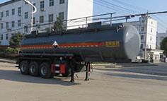 DTA9401GFWC腐蝕性物品罐式運輸半掛車